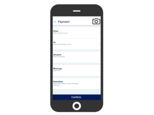 extract invoice data from mobile picture